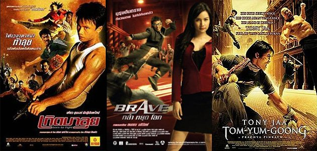 Thailand x movie