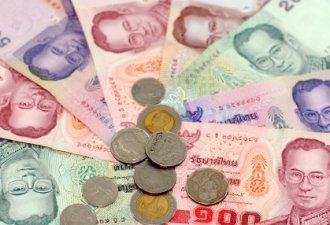 Деньги Тайланда. Валюта Тайланда.