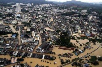 Наводнения в Тайланде