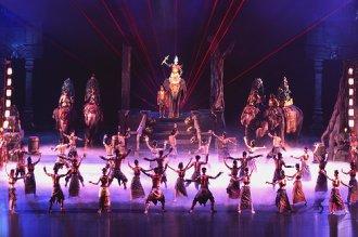 Шоу Фантазия в Тайланде