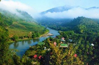 Северный Тайланд