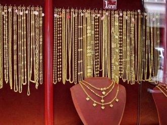 Золото в Тайланде. Изделия из золота в Таиланде.