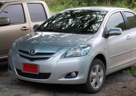 Сколько стоит машина в тайланде