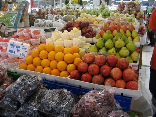 Сколько стоит питание в тайланде
