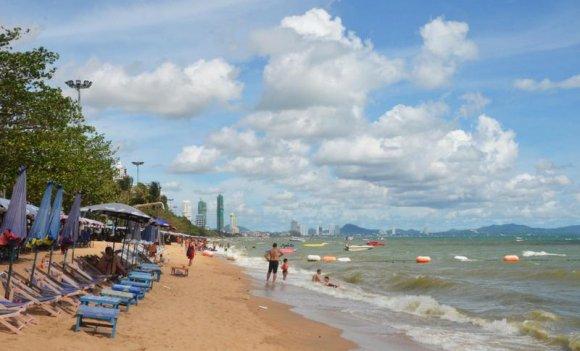 Отели в паттайе с хорошим пляжем