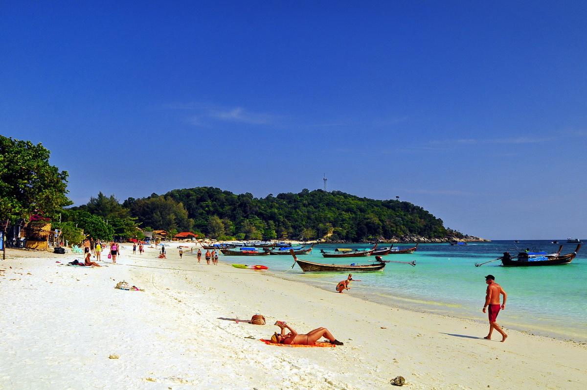 Центр паттайи пляж фото