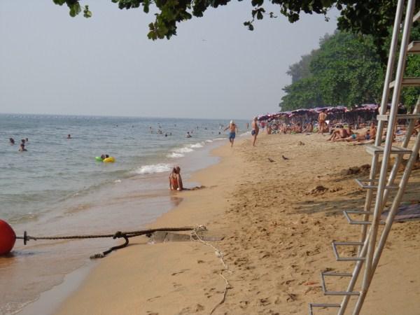 рыбацкий пляж паттайя