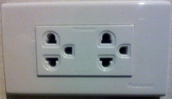 - Prise electrique thailande ...