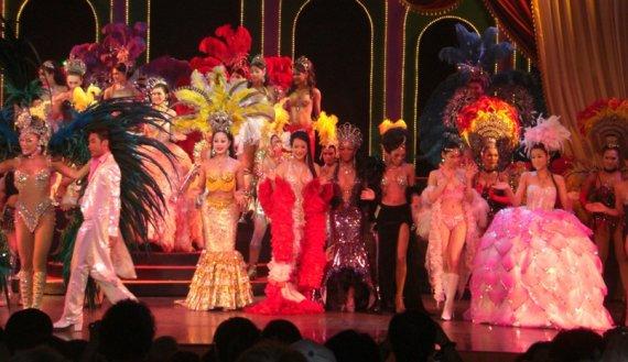 Шоу трансвеститов на Пхукете: фото, цены, отзывы, как